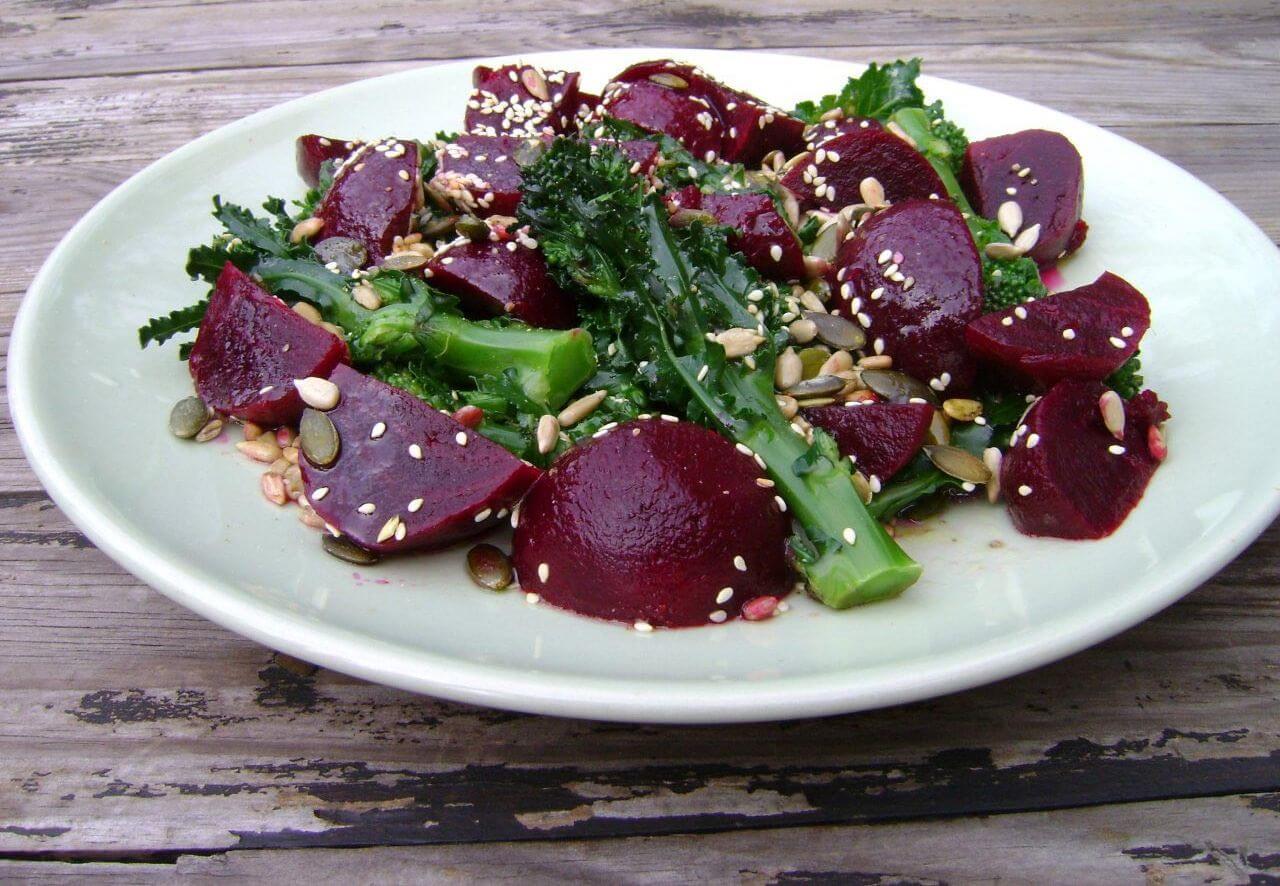 Салат из свеклы и кукурузы рецепт с очень вкусный
