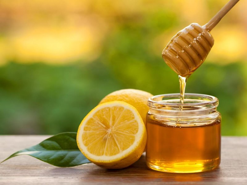 Как сделать мед с лимонами 873