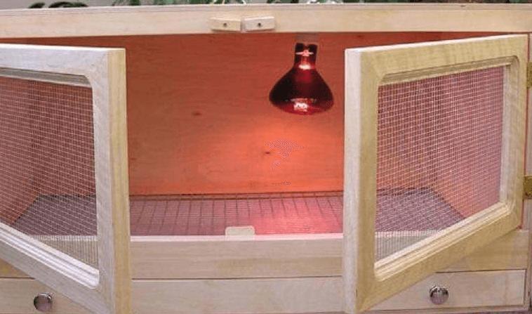 Из каких материалов изготавливают клетки для цыплят своими руками
