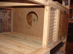 Маточник для крольчихи