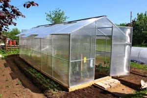 Теплицы со сдвижной крышей: полезная информация для садоводов