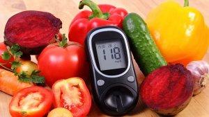 Овощи при сахарном диабете
