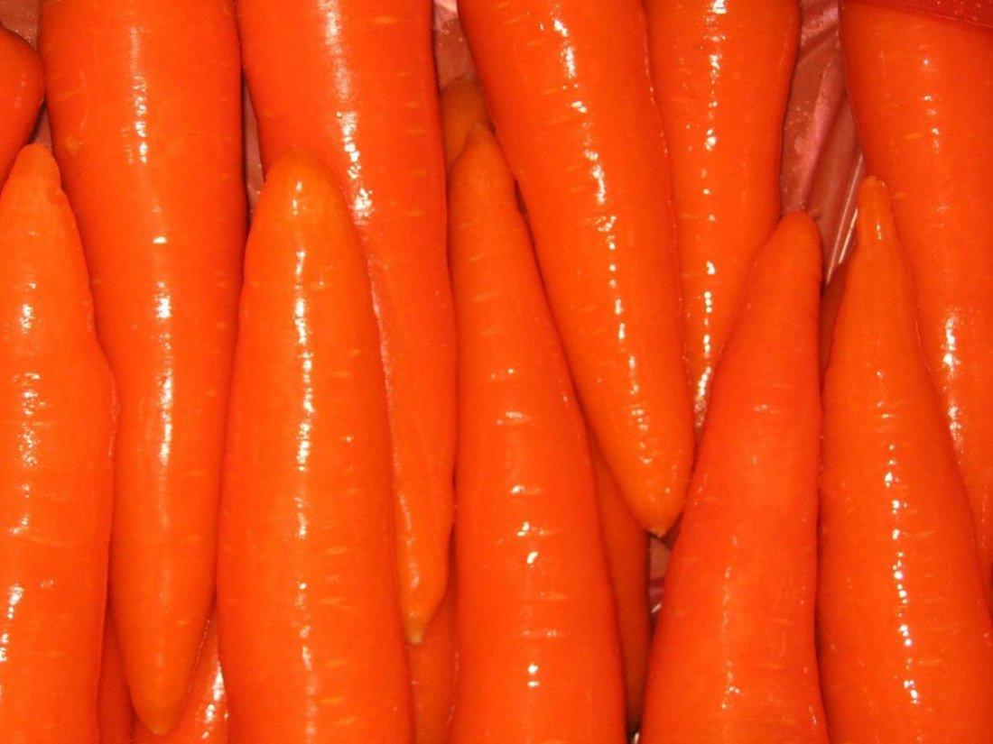 Нантская морковка