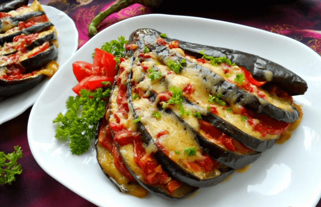 Блюда из баклажанов - полезны или вредны