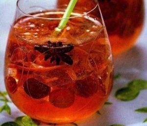 Лечебный крыжовенный напиток