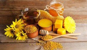 Продукты жизнедеятельности пчел: какие виды используются для лечения
