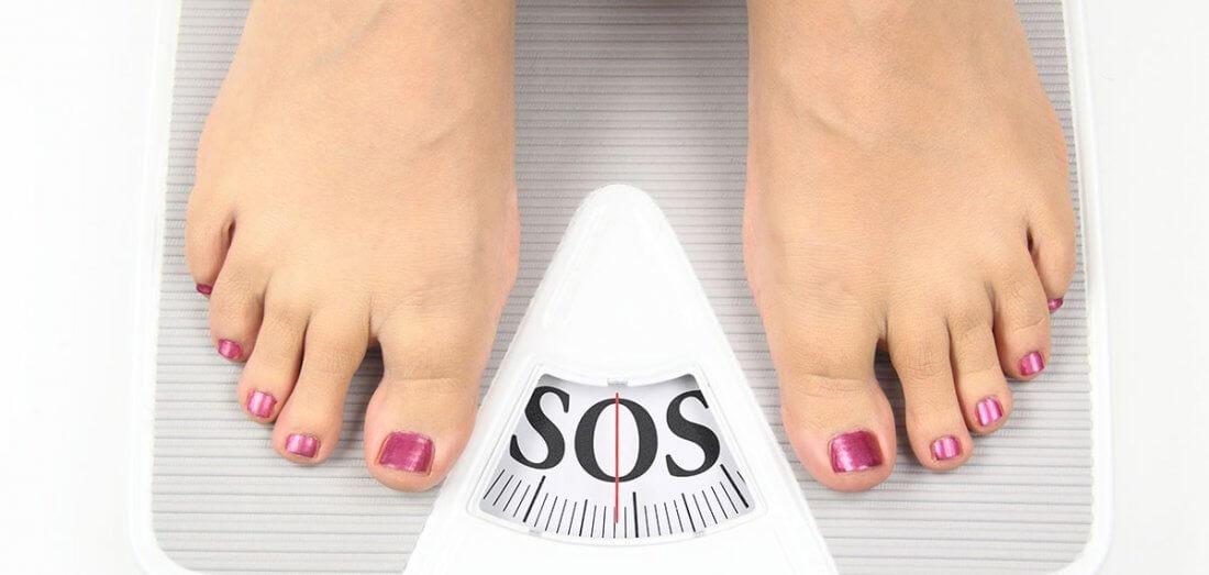 Забрус при похудении
