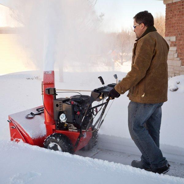 Бензиновые снегоуборщики цены для дачи