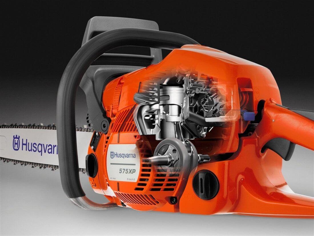 Двигатель для электропилы