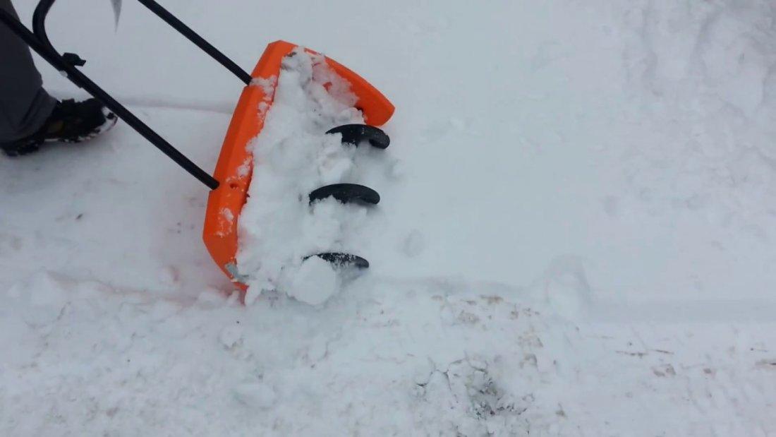 Снегоуборщик Патриот