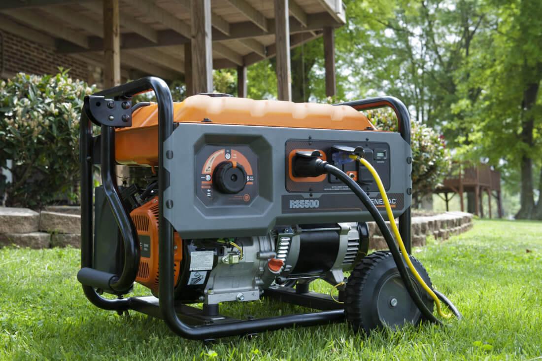 Дачный генератор